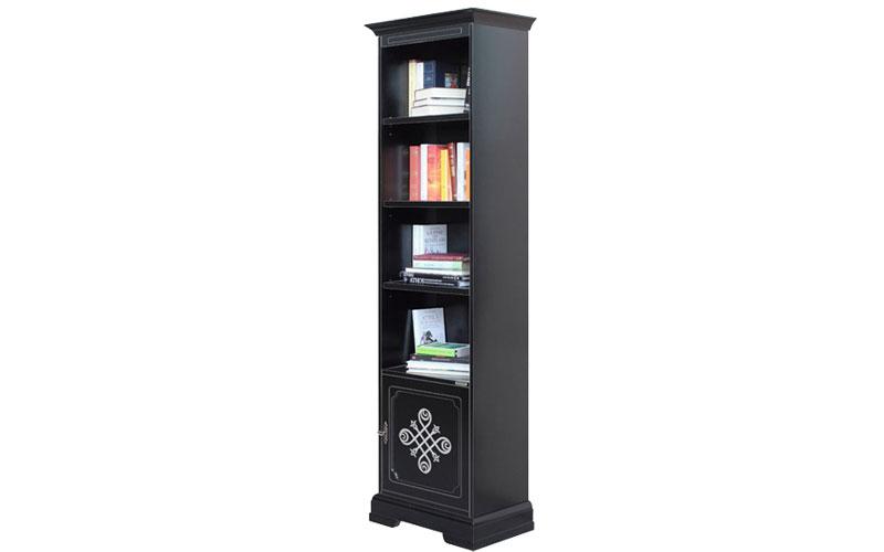 Libreria nera collezione You