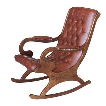fauteuil à bascule Arteferretto
